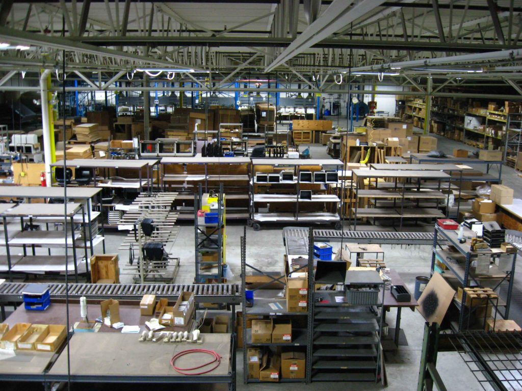 Ad Tech Warehouse