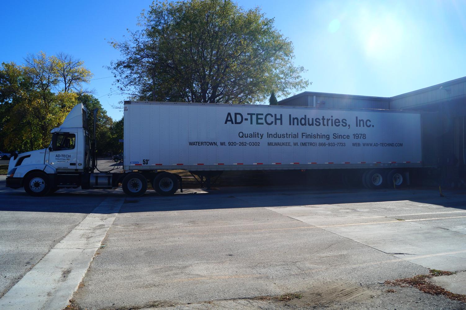 Ad Tech Truck